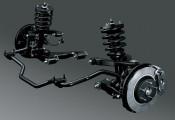 Tại sao xe Toyota Innova sử dụng hệ thống cầu cứng và lò xo phía sau?