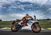 KTM RC 390 2015: Honda CBR300R và Kawasaki Ninja 300 hãy dè chừng