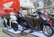 Ngắm Honda Vision 2019 hiện đại hơn với hệ thống Smartkey