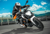 KTM Duke 250 ABS 2019 – Thay đổi để bứt phá xa hơn