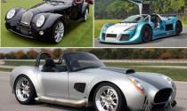 Top 6 siêu xe hàng 'khủng' nhưng kém danh tiếng