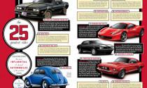 25 xe hơi hấp dẫn nhất của Playboy