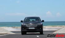 Honda CR-V 2013: ngoại thất đẹp, nội thất tiện nghi