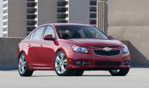 Góc nhìn bao quát về Chevrolet Cruze 2013