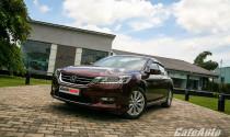 Honda Accord 2015: Cải tiến để khẳng định vị thế