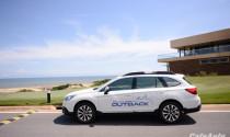 Subaru Outback 2015: Chiếc SUV 5 chỗ đầy hấp dẫn