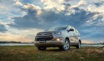 Toyota Innova mới: Lại chốt vị trí độc tôn