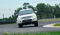 Mitsubishi Pajero Sport: Hoàn hảo trong tay Masuoka