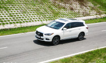 Infiniti QX60 2016: Cho niềm đam mê SUV