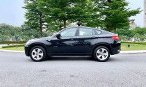 Sau 7 năm, BMW X6 có giá bán ngang Hyundai Santa Fe bản cao cấp nhất