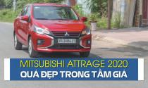 Có thể quên Vios được rồi, Mitsubishi Attrage 2020 quá đẹp trong tầm giá