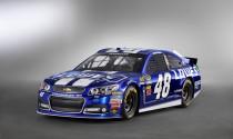 Chevrolet SS sẵn sàng chinh phục NASCAR