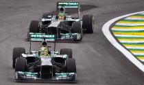 Mercedes sẵn sàng cho đường đua Công thức 1