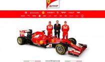 Ferrari chính thức ra mắt dòng xe đua cho giải F1