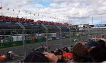 Giải F1 ngày càng im ắng