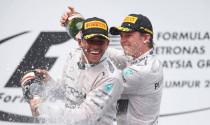 Mercedes đại thắng ở Malaysian Grand Prix