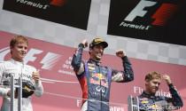 F1: Red Bull thay đổi lịch sử
