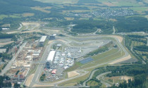 Đường đua Nurburgring bán cho tỷ phú Nga