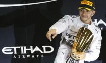 F1: Lewis Hamilton lên ngôi vô địch thế giới