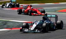 F1: Nico Rosberg chiến thắng tuyệt đối