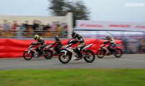 Giải đua mô tô Honda Việt Nam diễn ra đầy kịch tính tại Vũng Tàu