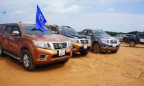 Nissan Navara xuất sắc giành ngôi vị á quân tại VOC 2018