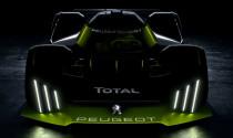Peugeot hé lộ cực phẩm nhân dịp trở lại đấu trường Le Mans