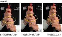 3 cách cầm gậy golf phổ biến