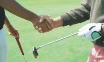 Văn hóa ứng xử khi chơi golf