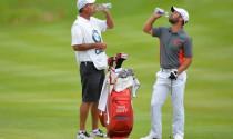 Các golfer chống nắng ra sao?