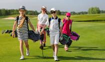 Nếu có điều kiện bạn nên cho trẻ chơi golf