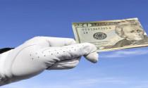Tip tiền trên sân golf - Bao nhiêu là đủ?