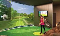 Chơi golf không giới hạn với phòng golf 3D mini