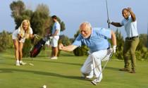 Chơi golf nhiều có giúp kéo dài tuổi thọ?