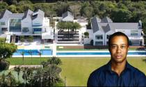 Biệt thự hơn 1.200 tỷ đồng của huyền thoại làng golf Tiger Woods