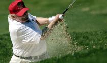 Đẳng cấp chơi golf của Donald Trump