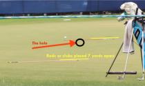 2 bài tập đơn giản giúp golfer hạ thấp điểm số