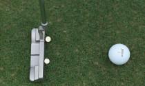 Làm sao để cải thiện việc mặt gậy putter tiếp xúc bóng quá nhiều?
