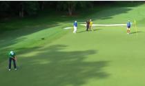 Bài tập putting giúp golfer giảm tỷ lệ lag putt