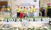 Giải golf ra mắt CLB Golf họ Nguyễn phía Nam quy tụ hơn 260 golfer tham dự