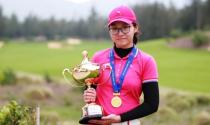 Đoàn Xuân Khuê Minh: một trong số ít  những golfer nữ có mặt trong bảng xếp hạng golfer nghiệp dư thế giới