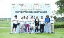 Câu lạc bộ Golf Doanh nhân G&G quyên góp hơn 800 triệu đồng ủng hộ đồng bào miền Trung
