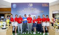 Giải Golf từ thiện HUBA & HREC 2020 quyên góp hơn hai tỷ đồng gây quỹ từ thiện