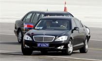 Chủ tịch Kim Jong-il và niềm đam mê Mercedes