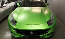 Ngỡ ngàng siêu phẩm Ferrari FF màu 'cực độc'