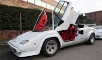 'Rừng' siêu xe Lamborghini từ cổ chí kim tụ hội