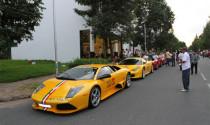 Nhìn lại hành trình siêu xe rung động Việt Nam 2011