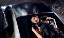 Người đẹp 'đốt cháy' Audi R8