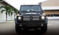 """Mercedes-Benz G55 AMG """"quái vật"""" núp bóng cổ kính"""