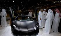 """Những chiếc xe """"cơ bắp"""" tại triển lãm xe hơi Qatar"""
